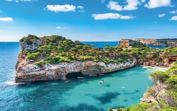 Palma de Mallorca Wish&Fly Überraschungsziel. Überraschungsreise.