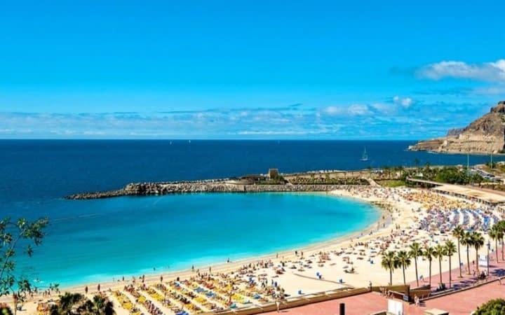 Souhait de voyage surprise à Las Palmas