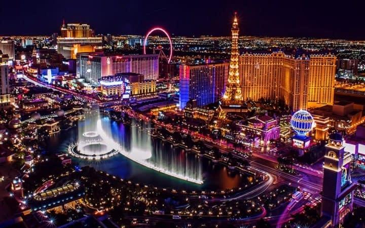 Voyage surprise de Las Vegas Wish&Fly