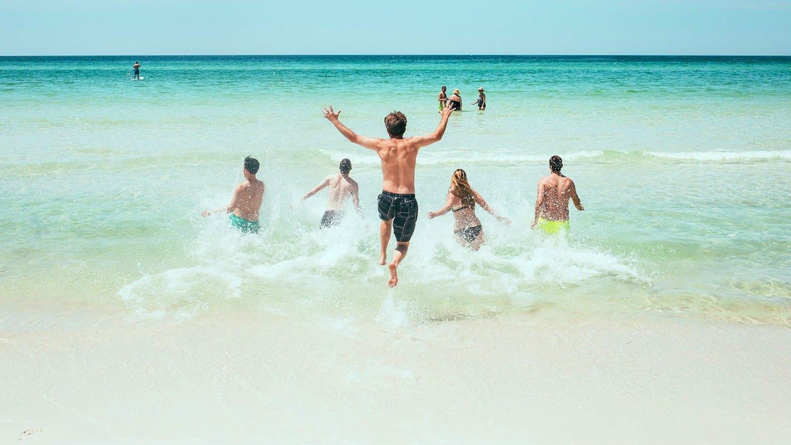 Voyage surprise à la plage de Wish&Fly
