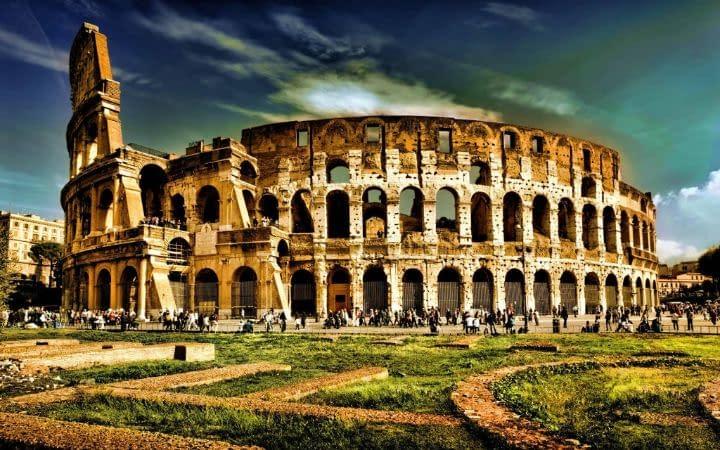 Rome surprise destination Wish&Fly. Surprise Trip.