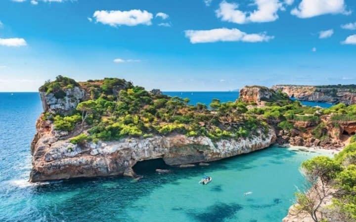 Palma de Mallorca Wish&Fly viagem surpresa