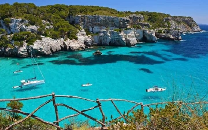 Voyage surprise de Menorca Wish&Fly
